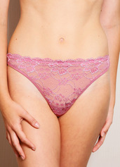 Thongs - Kira Lace Thong