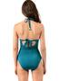 Peacock-push-up-swimwear-one-piece-back